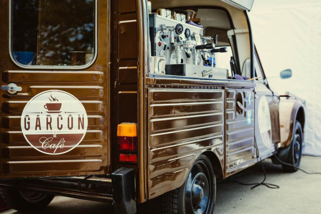 Garcon De Cafe