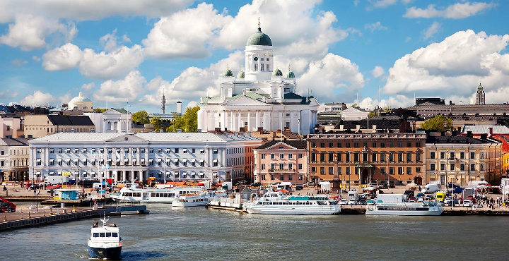 Helsinki Uçak Bileti