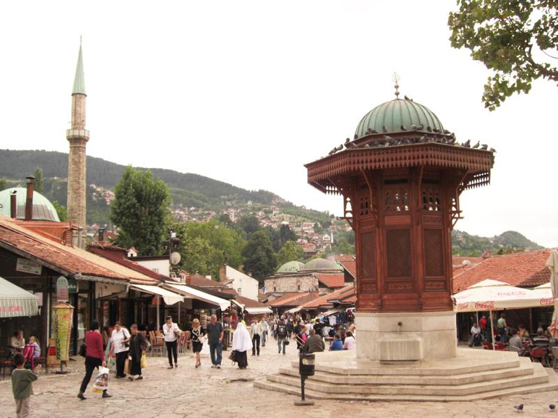 Sarajevo-Sebilj