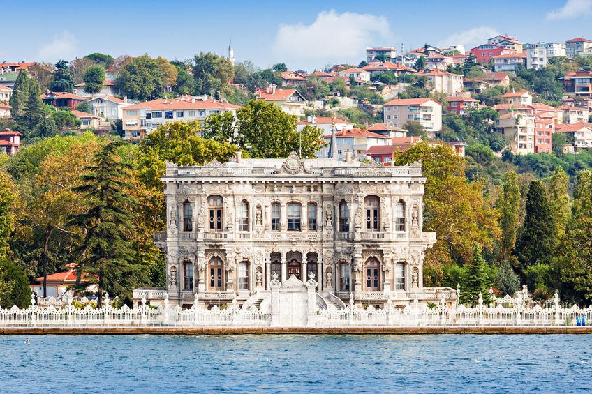 58002914 - anadolu hisari (anatolian castle) in istanbul, turkey